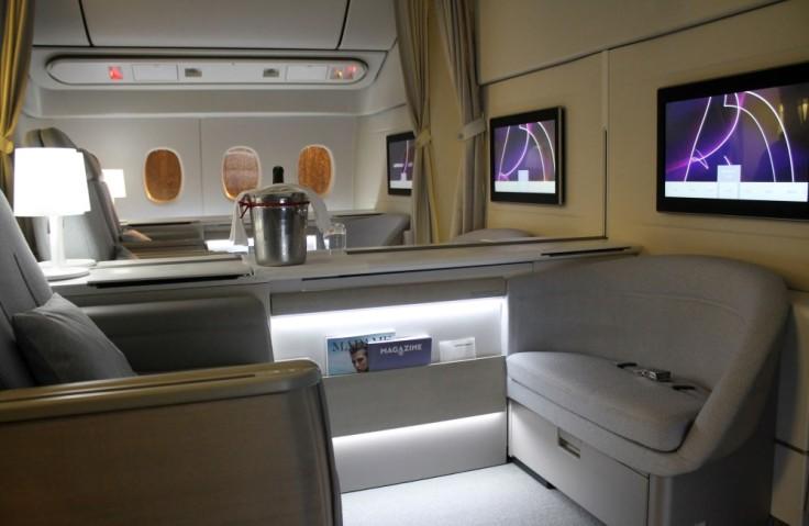 Air France new F