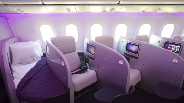 air new zealand business