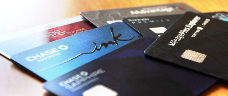 credit card cluster
