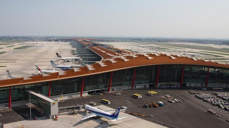 PEK Terminal 3
