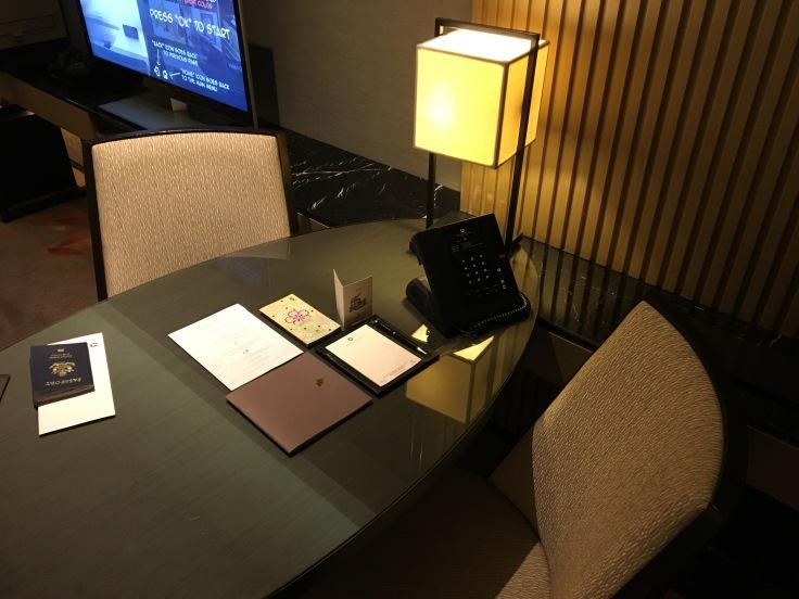 bangkok okura prestige desk 2