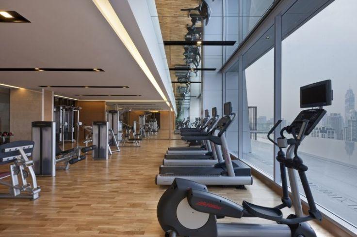 bangkok okura prestige gym