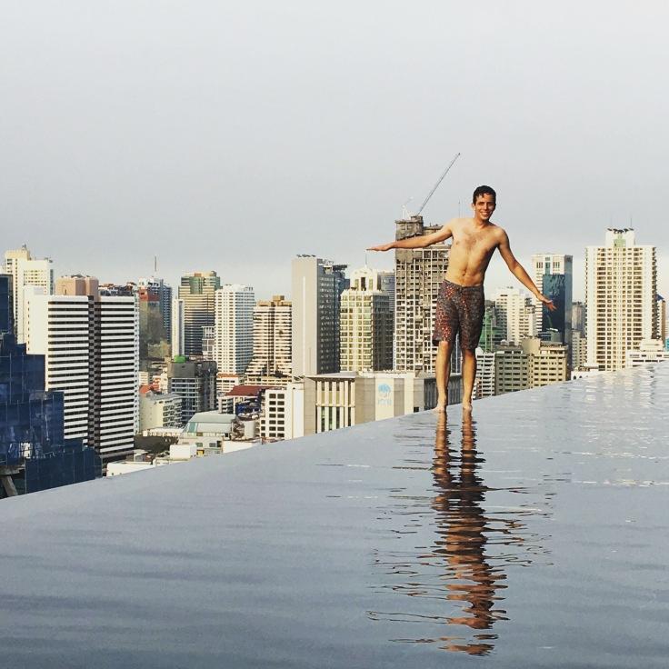 bangkok okura prestige pool edge