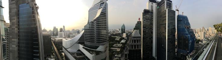bangkok okura prestige pool panorama