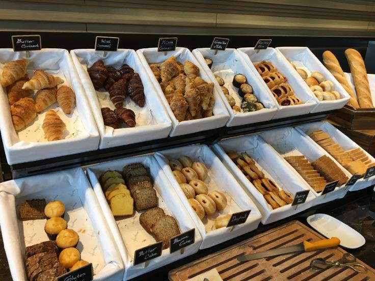 bangkok okura prestige restuarant donuts