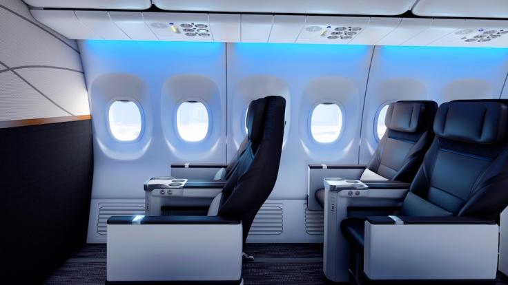 new alaska first class