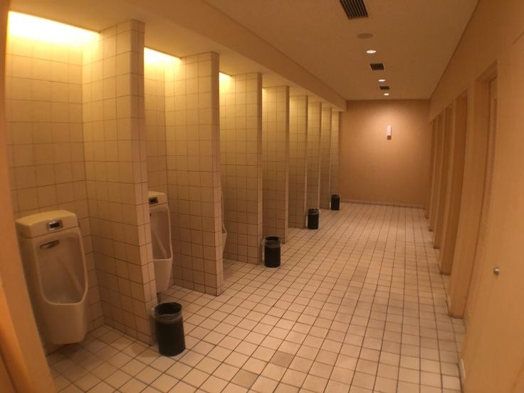 united club tokyo narita bathroom