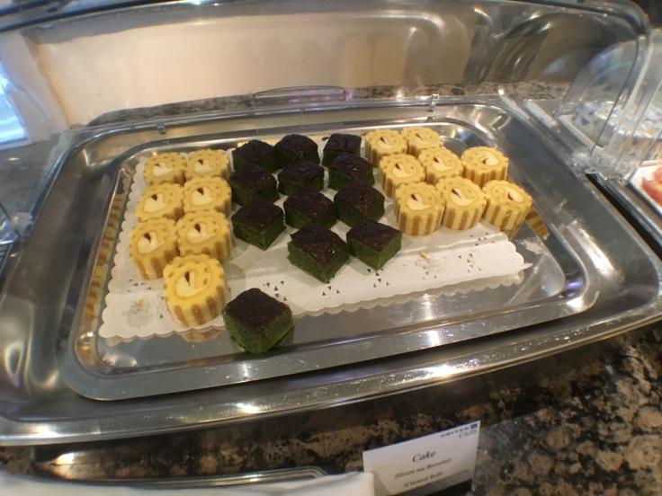 united club tokyo narita pastries