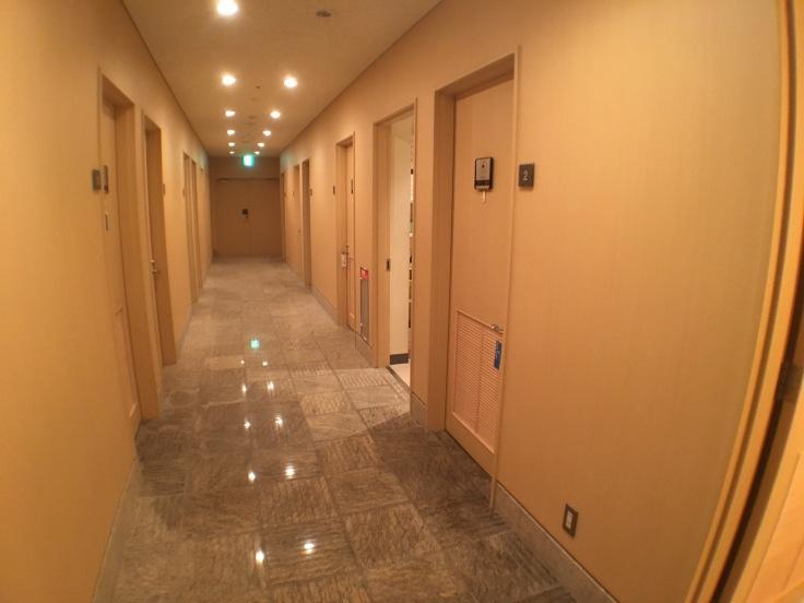 united club tokyo narita shower hall