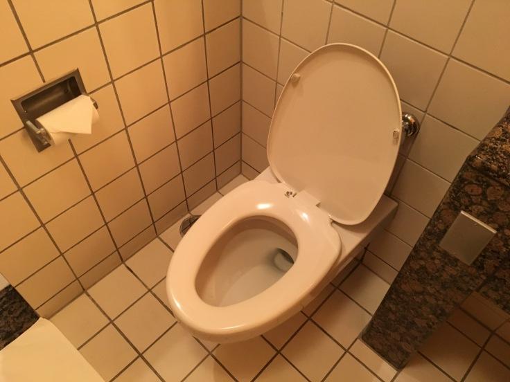 united club tokyo narita shower toilet