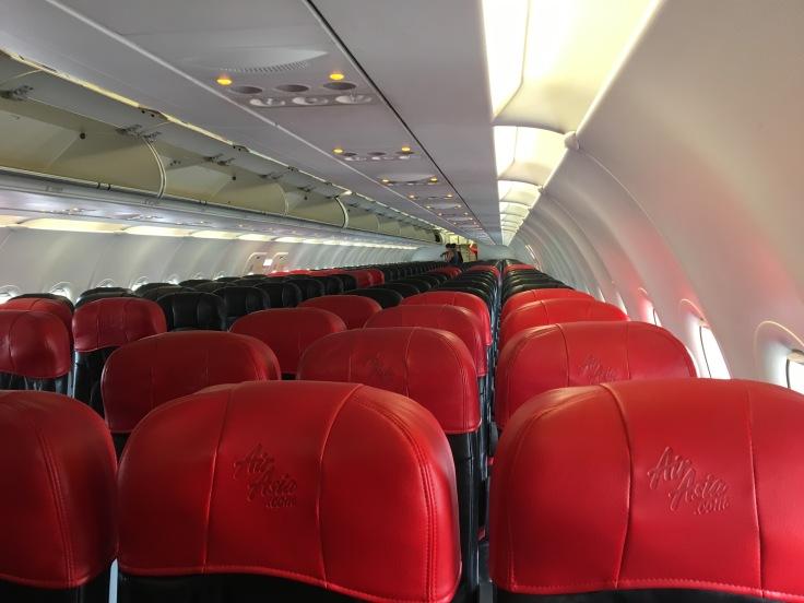 airasia cabin