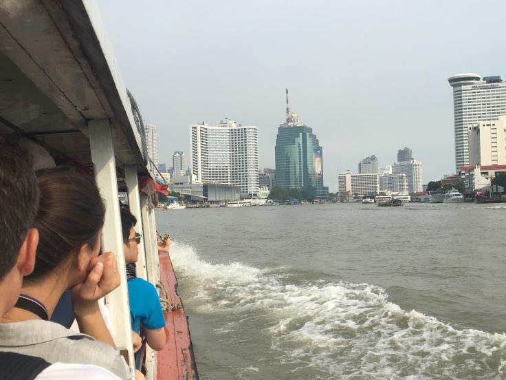 bangkok tour river taxi