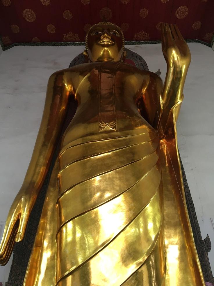 bangkok tour royal palace standing buddha