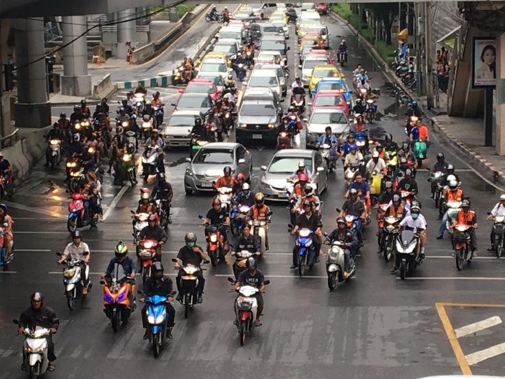 bangkok tour street bikes 2