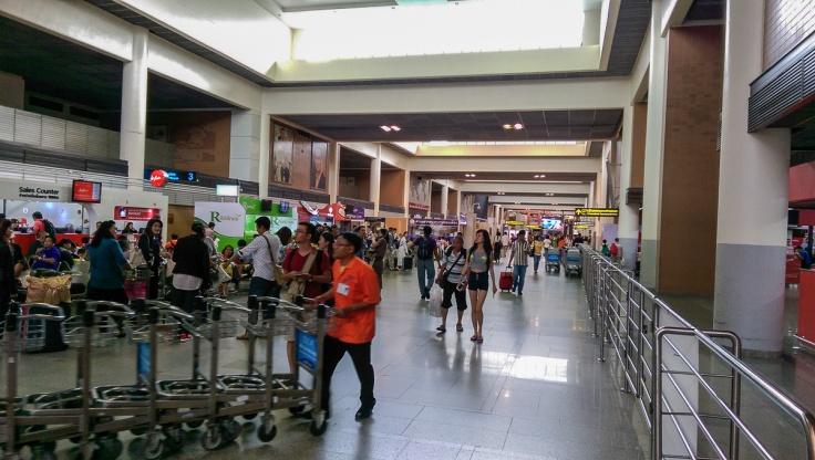 don mueang dmk airport bangkok terminal
