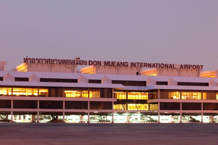 don mueang dmk airport bangkok