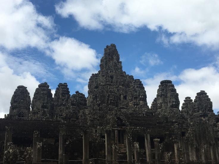 siem reap angkor wat bayon temple total