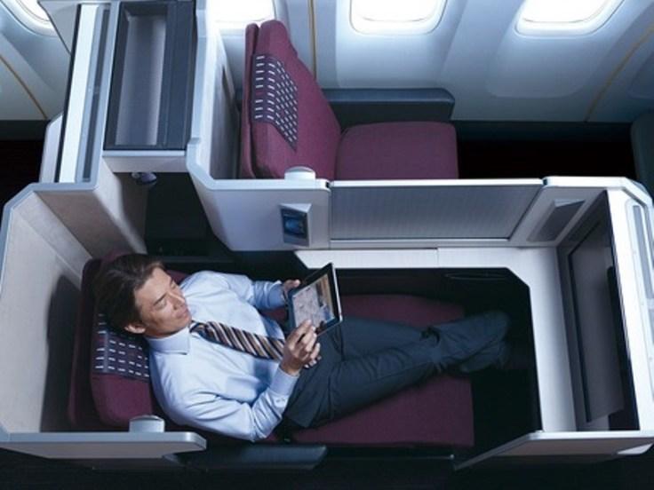 japan airlines skysuite business class apex suite