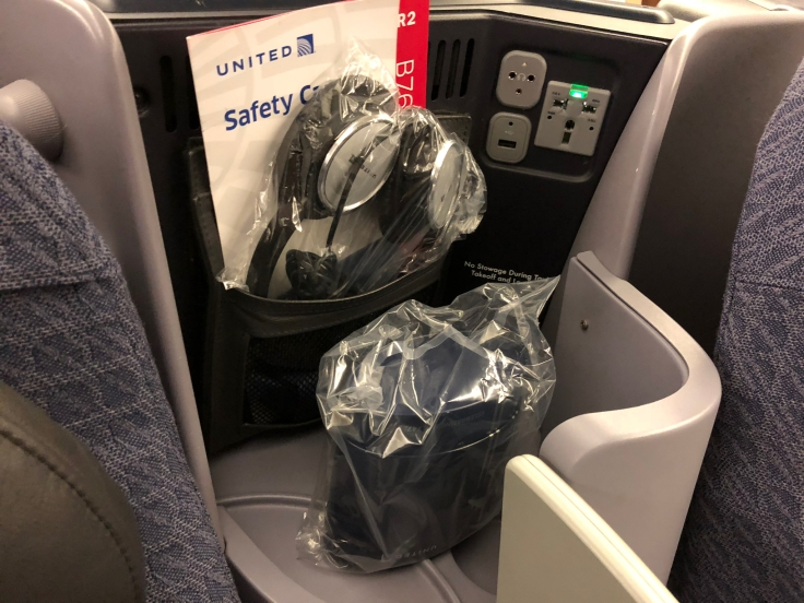 united airlines polaris business diamond soft amenities