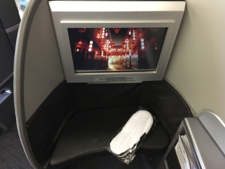 united polaris first hard ottoman