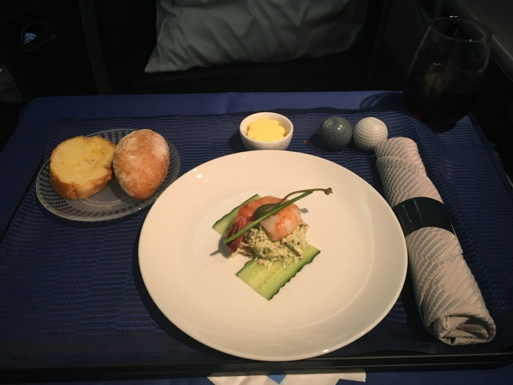 united polaris first soft appetizer
