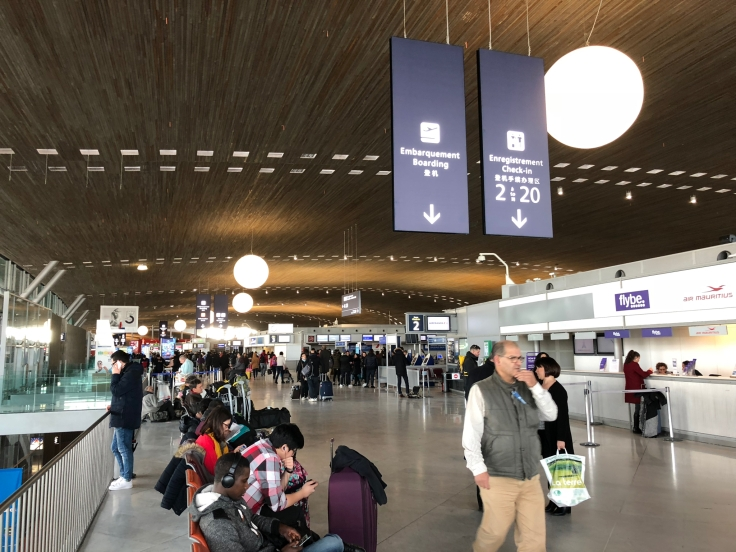 air france business salon cdg check in 1