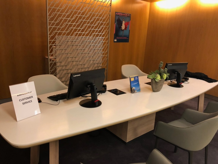 air france business salon cdg customer service