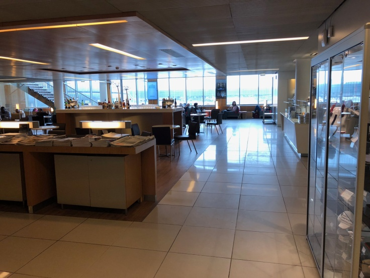 air france business salon cdg first view 2