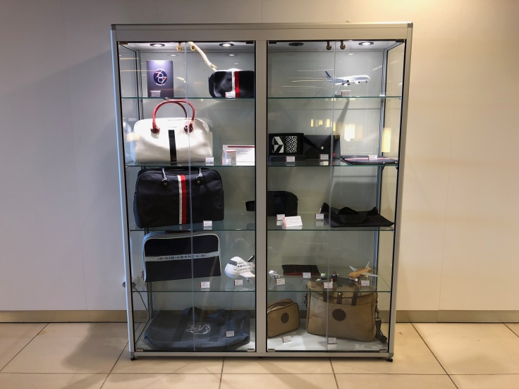 air france business salon cdg shopping container