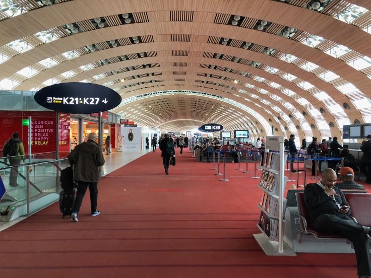 air france business salon cdg terminal