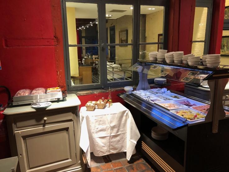 l'hermitage gantois lille dining breakfast spread 1