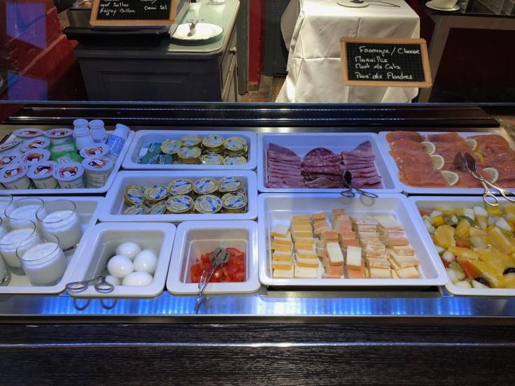 l'hermitage gantois lille dining breakfast spread 3