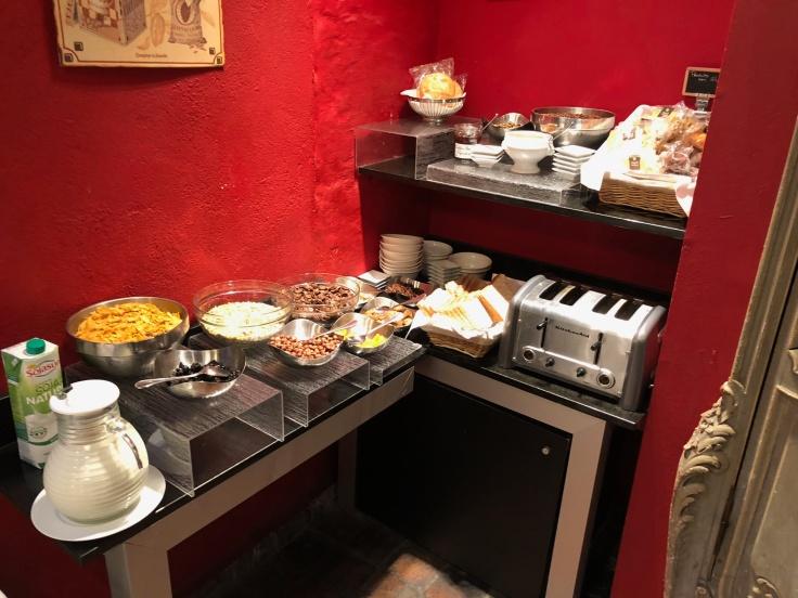 l'hermitage gantois lille dining breakfast spread 5