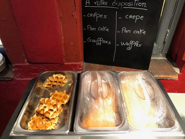 l'hermitage gantois lille dining breakfast spread 6
