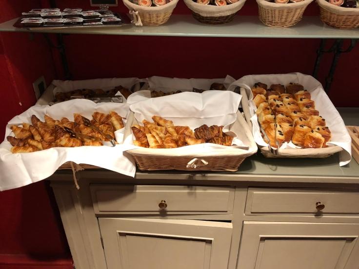 l'hermitage gantois lille dining breakfast spread 7