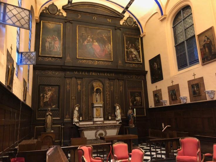 l'hermitage gantois lille public church