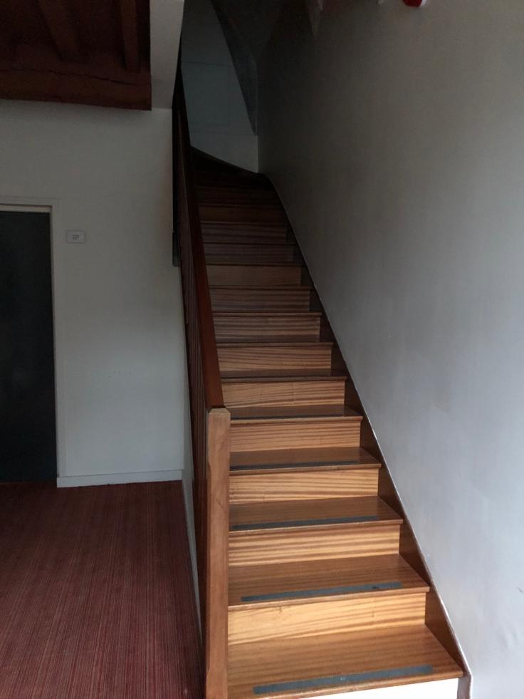 l'hermitage gantois lille public corridor steps