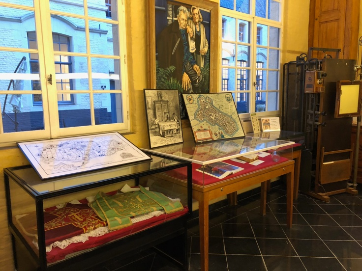l'hermitage gantois lille public hospital museum display