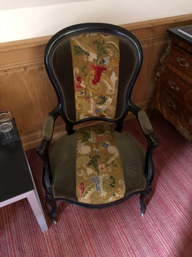 l'hermitage gantois lille room bedroom seating area chair