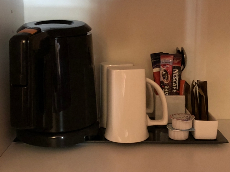 l'hermitage gantois lille room closet coffee pot