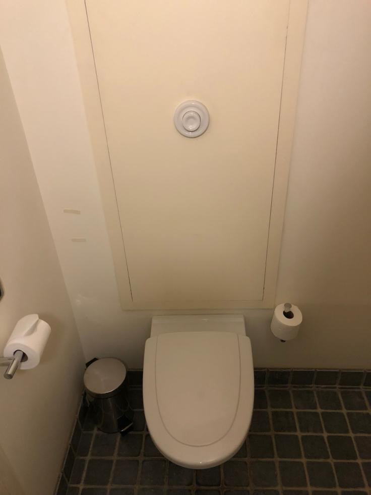 l'hermitage gantois lille room toilet facility