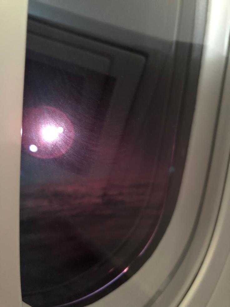 air france business view dark tint