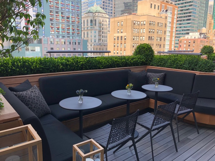 ac hotel new york times square public lounge terrace seating
