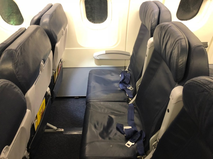 spirit airlines hard standard seats