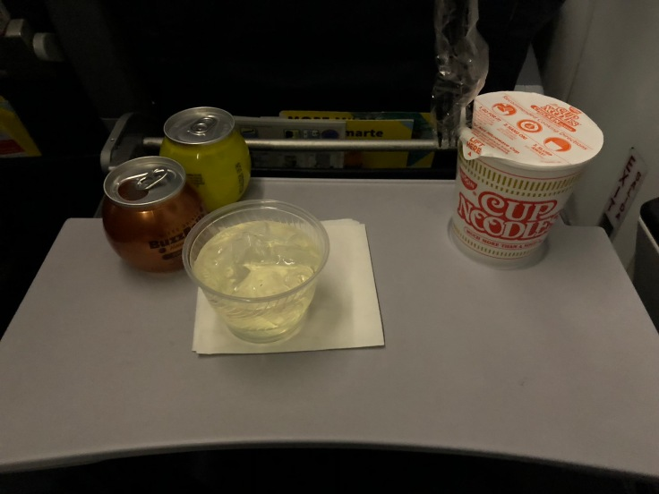 spirit airlines soft dinner