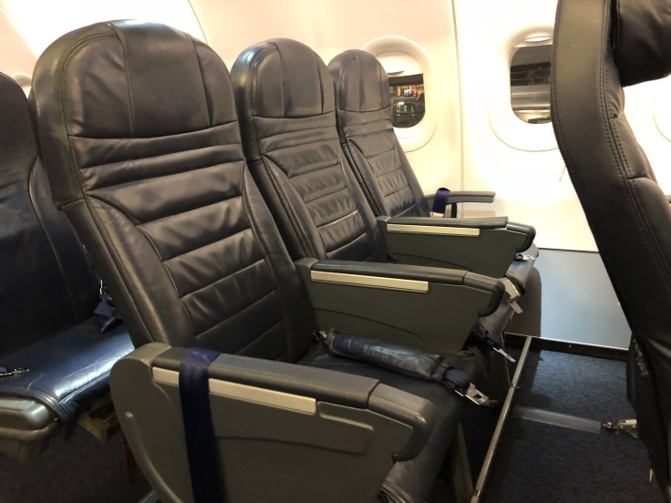 spirit airlines hard standard seat profile