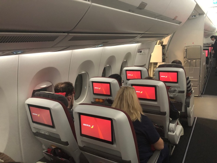 2019 iberia premium economy 02 cabin looking forward