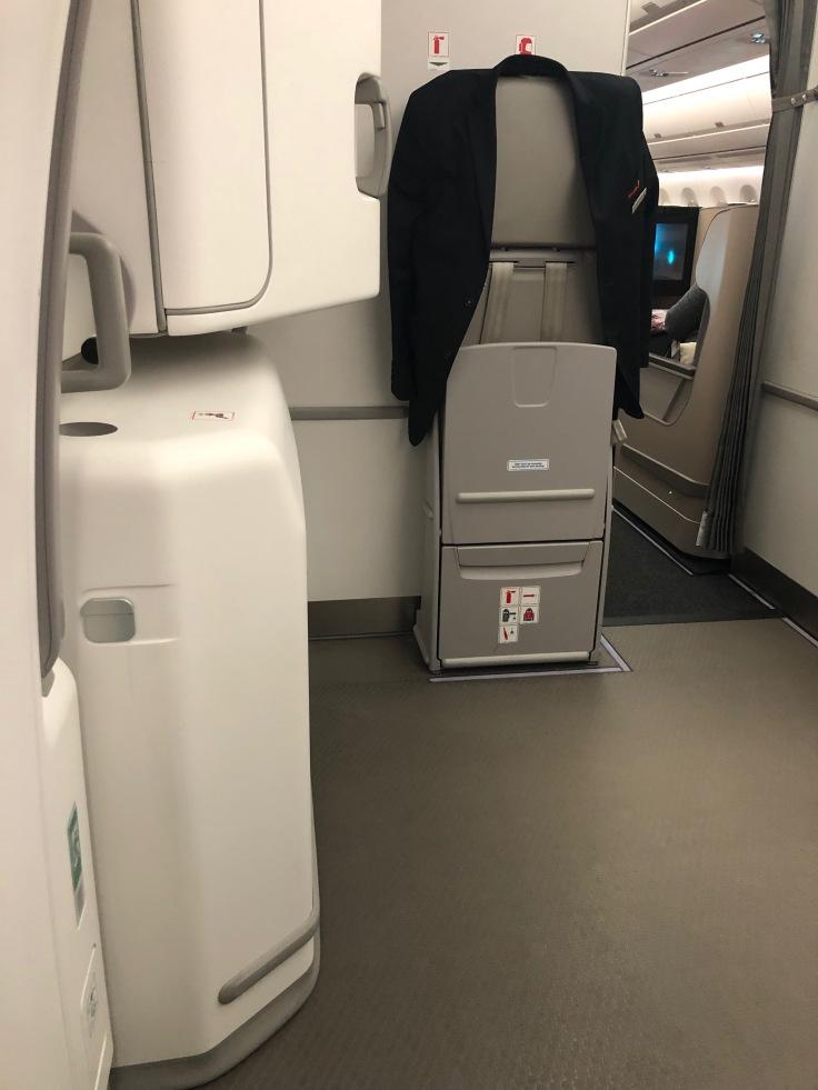 2019 iberia premium economy 02.5 seat view
