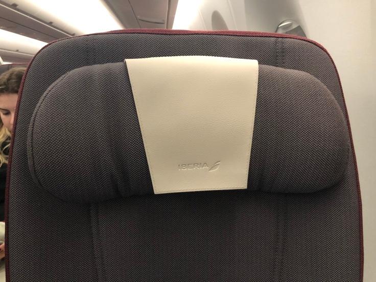 2019 iberia premium economy 03 seat headrest default