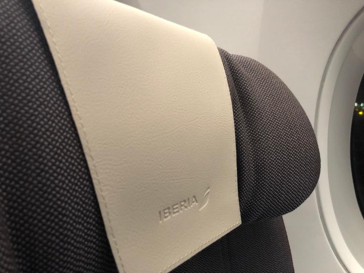 2019 iberia premium economy 03 seat headrest stylized